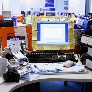 Morning Hack 1/13/2020 National Clean Desk Day!