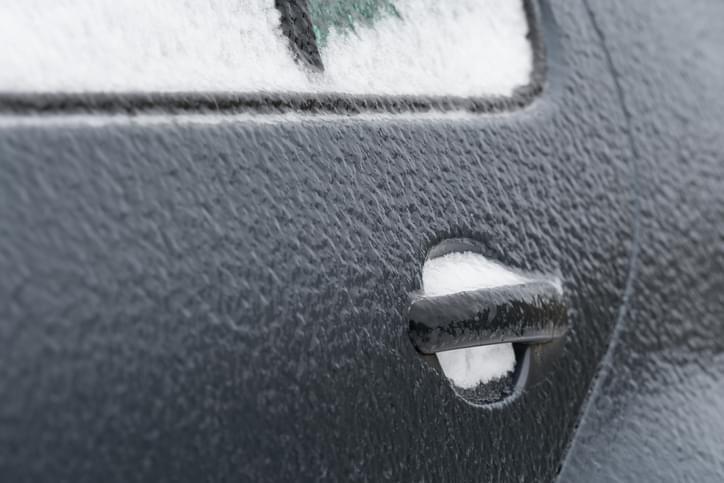 Morning Hack 2/5/2020 Icy Car Door Help