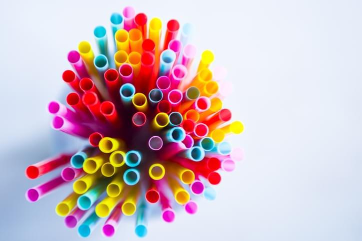 Morning Hack 3/2/20 Plastic Straw Re-Purpose!