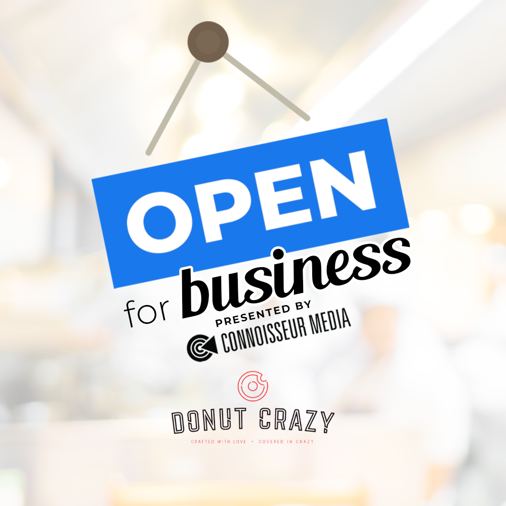 Open for Business: Donut Crazy