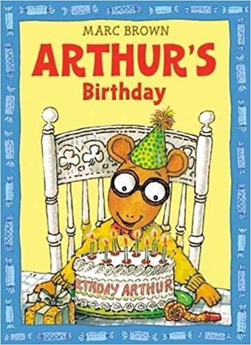 Arthur's Birthday!