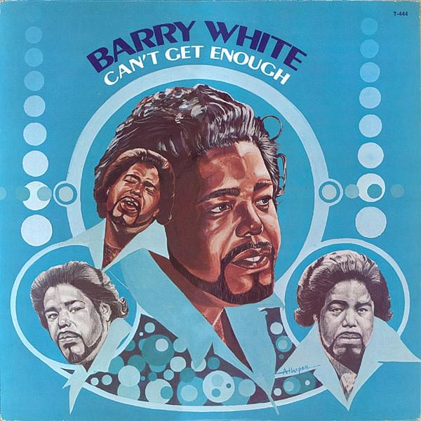 Barry White on WEBE108!