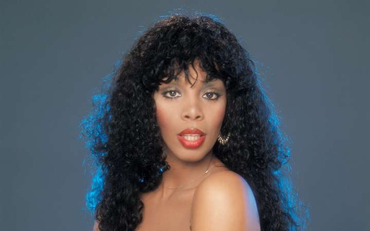 *Ultra Rare*  Donna Summer on WEBE108