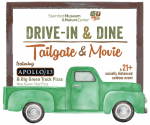 Drive-in and Dine Tailgate Movie