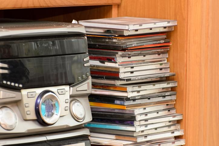 Morning Hack 10/28/2020 Share Your Old CD's!
