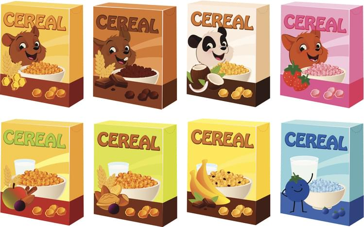 Morning Hack 11/3/2020 Cereal Box Puzzle!