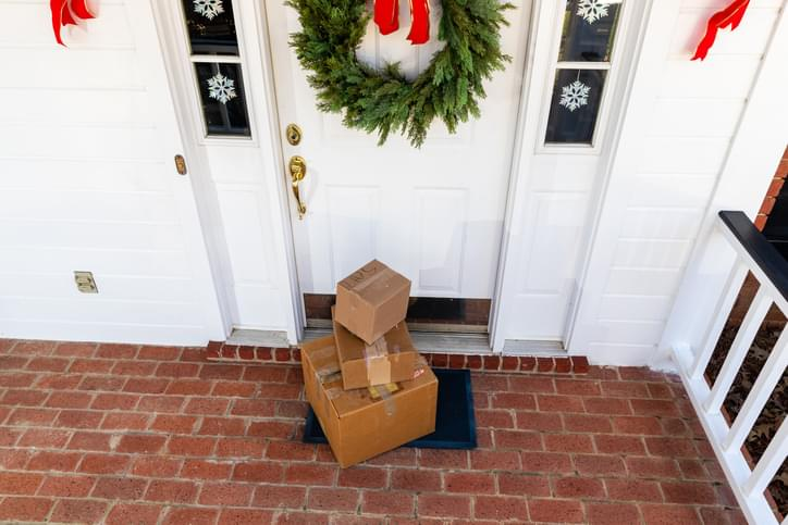 Morning Hack 12/7/2020  Package Theft Tips from Fairfield Police!