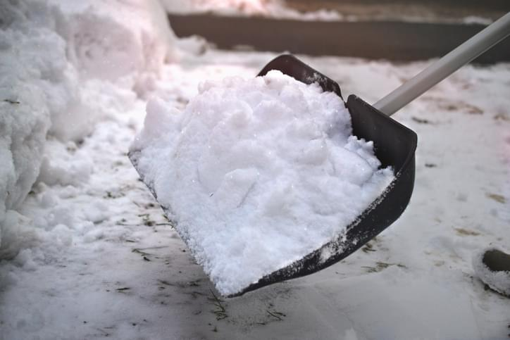 Morning Hack 12/16/2020 Snow Shovel Hack!