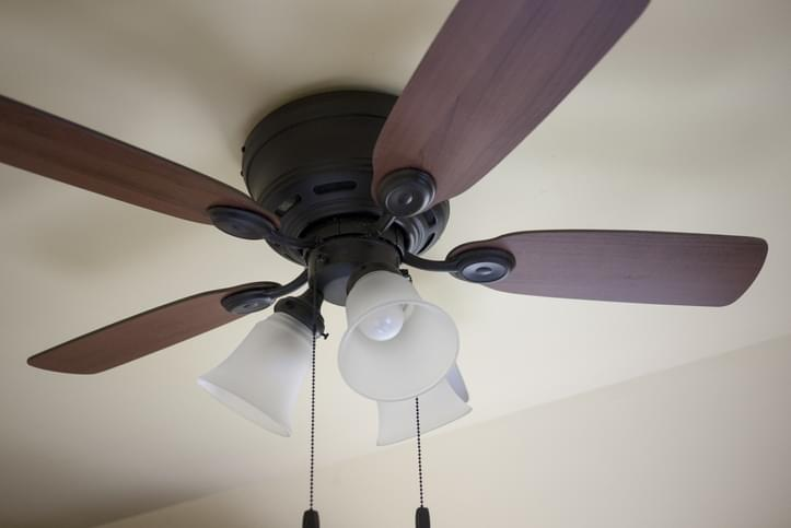 Morning Hack 1/28/2021 Use Your Ceiling Fan To Feel Warmer!