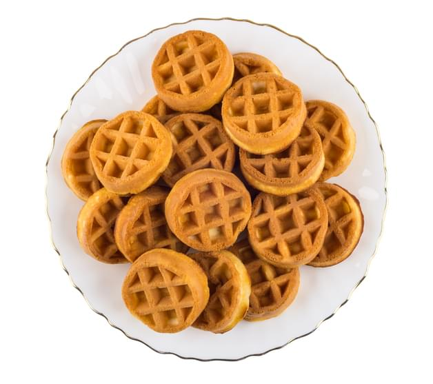 Morning Hack 2/5/2021 Mini Eggo Chick'n and Waffles!