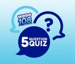 5 Question Quiz