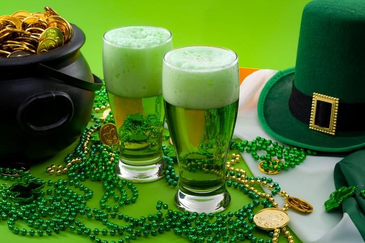 Morning Hack 3/15/2021 Make Green Beer!