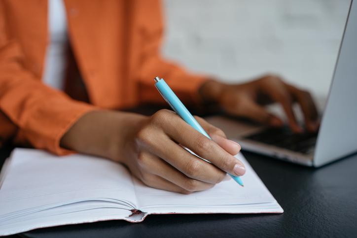 WEBE Wellness: Write It Down