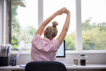 WEBE Wellness: Stretch To Lower Blood Pressure