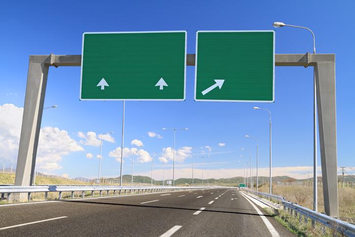 Morning Hack 3/25/2021 Highway Sign Tip!!