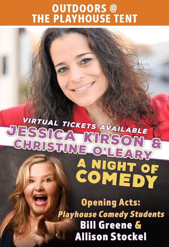 Win tickets to Jessica Kirson and Christine O'Leary