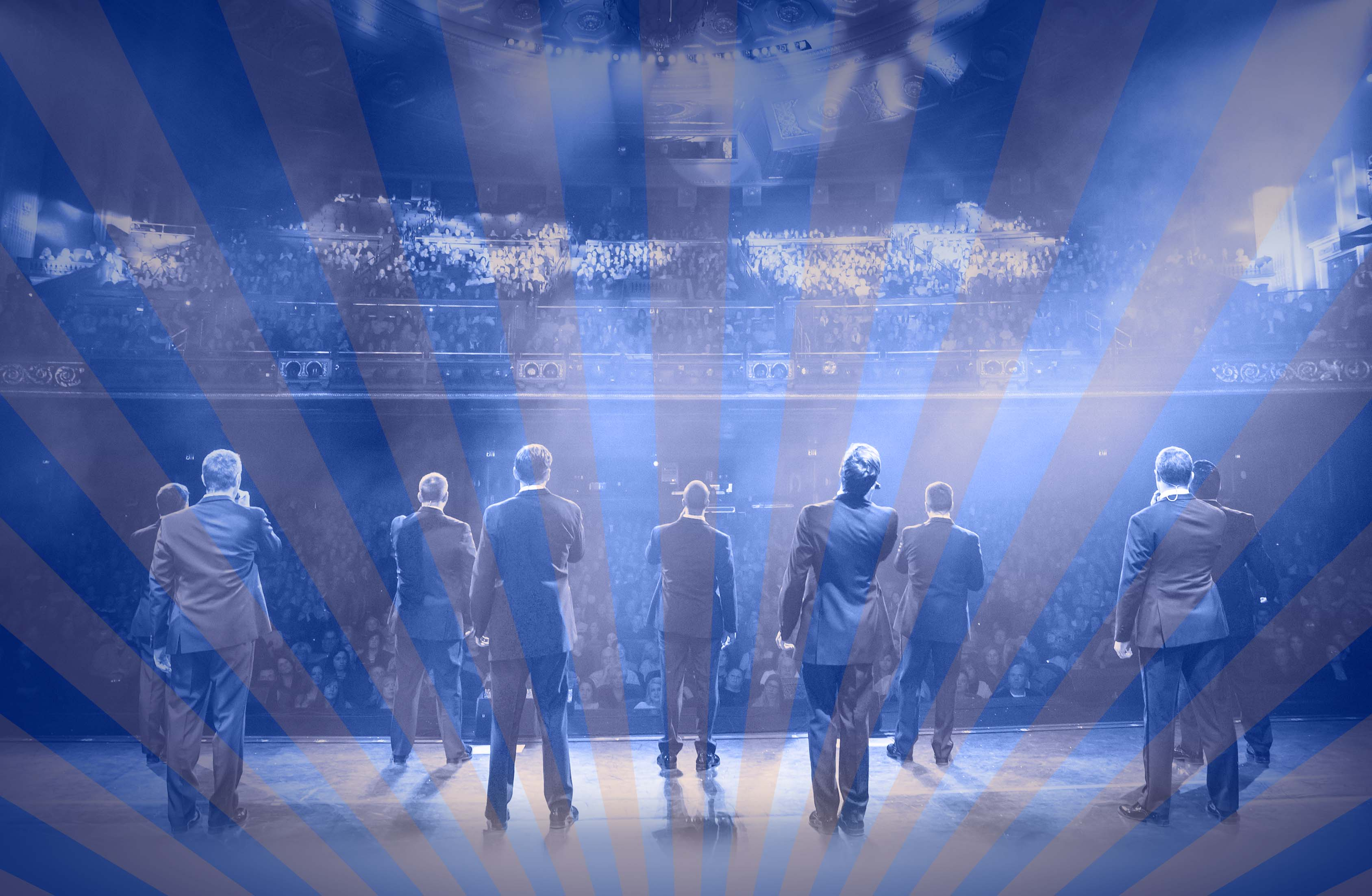 Win tickets to Straight No Chaser