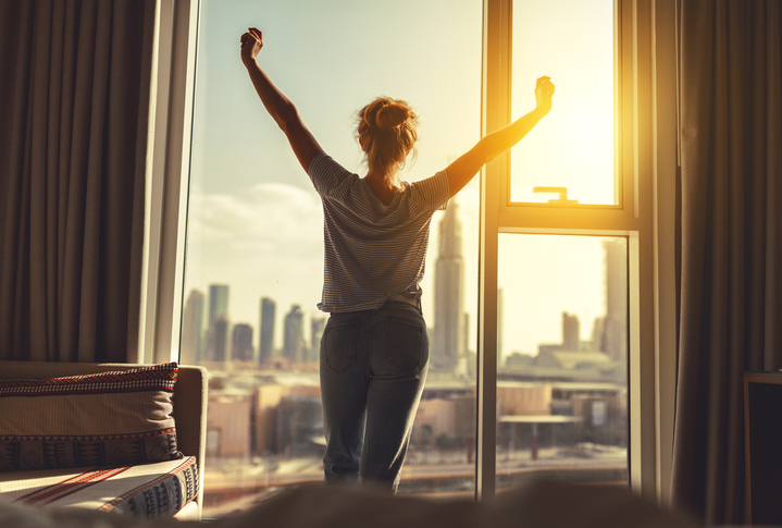 WEBE Wellness: Do This In The Morning For More Energy Through The Day