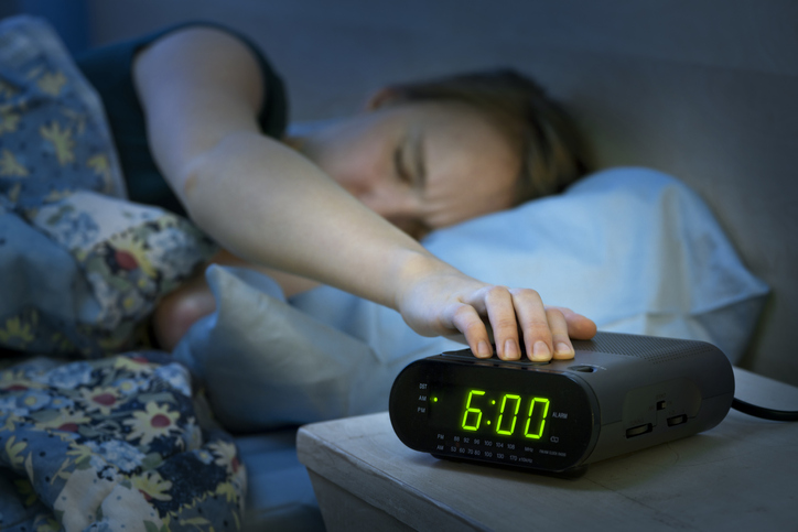 WEBE Wellness: How Many Times Do You Hit The Snooze Button?