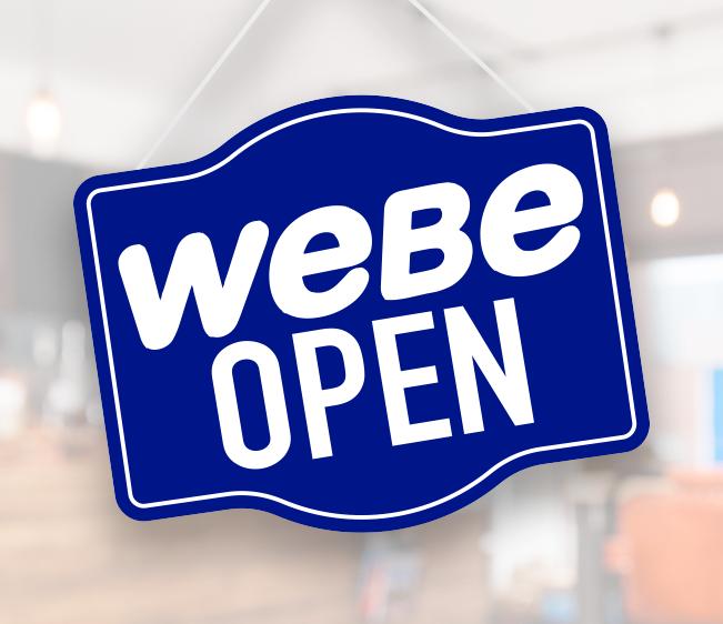 WEBE OPEN with Merritt Goldstein, owner of Earth Animal in Westport