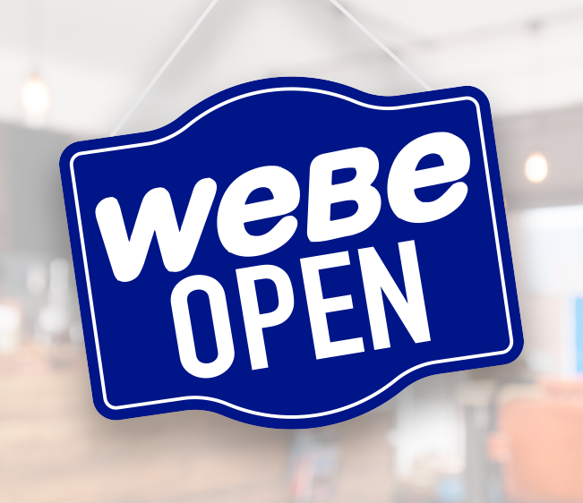 WEBE OPEN with Bryan Collins of Collins Medical Equipment in Fairfield!