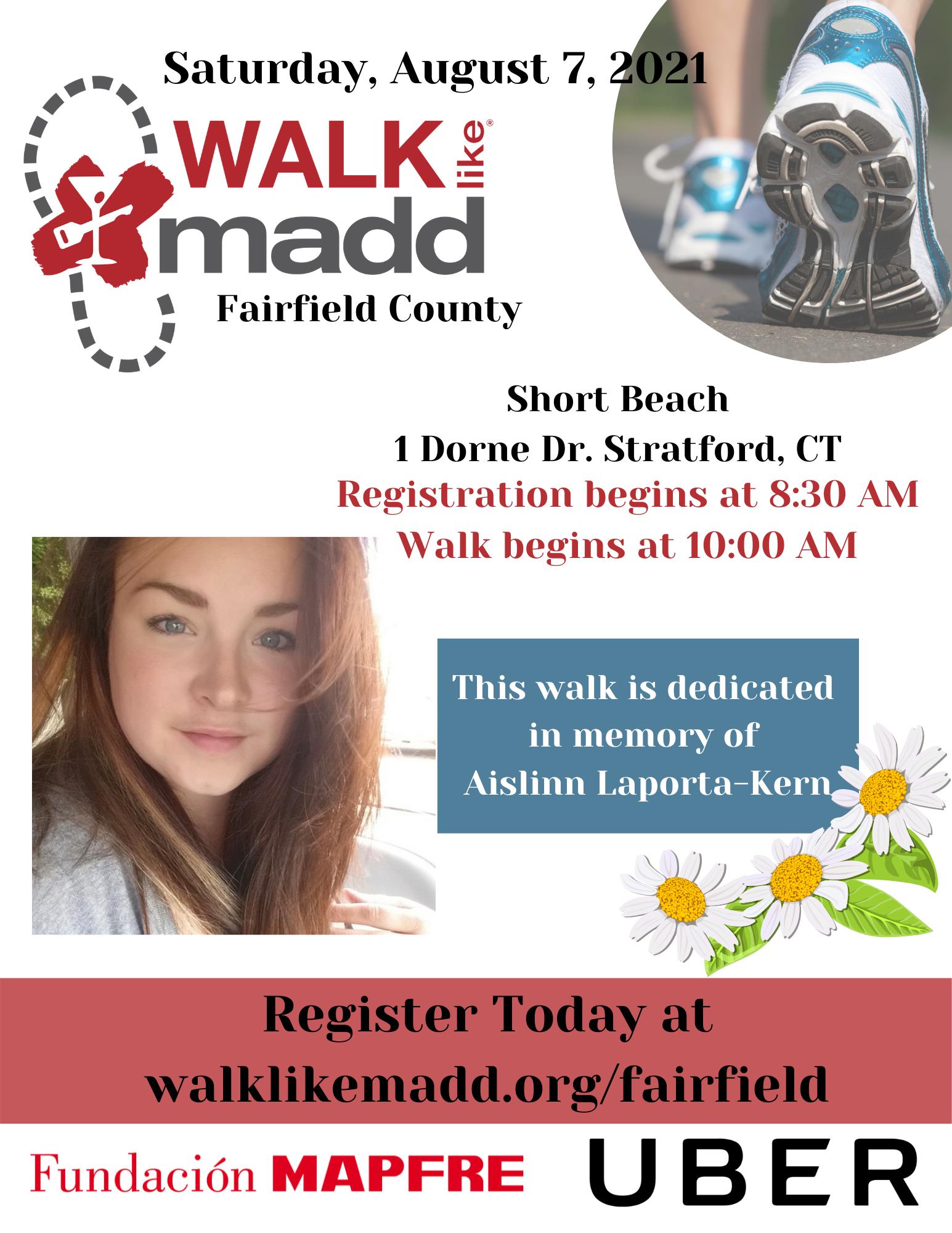 Fairfield Walk Poster