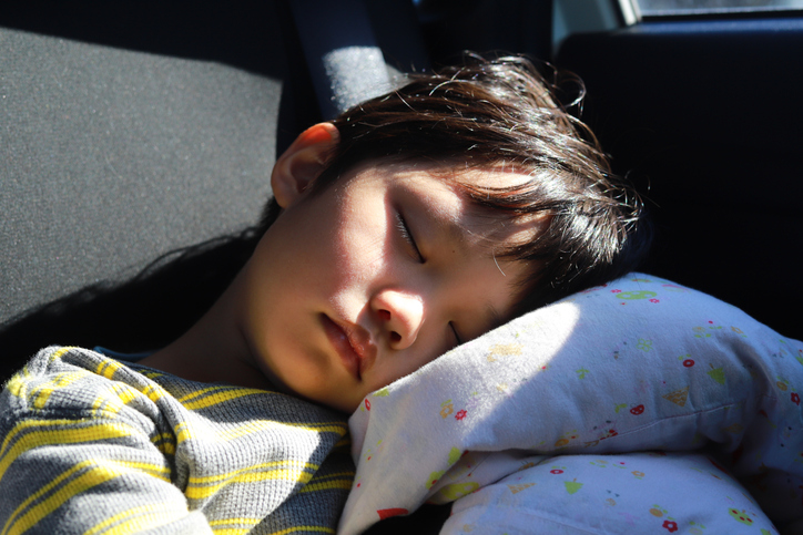 Morning Hack 6/10/2021 Car Pillow Hack For Trips!