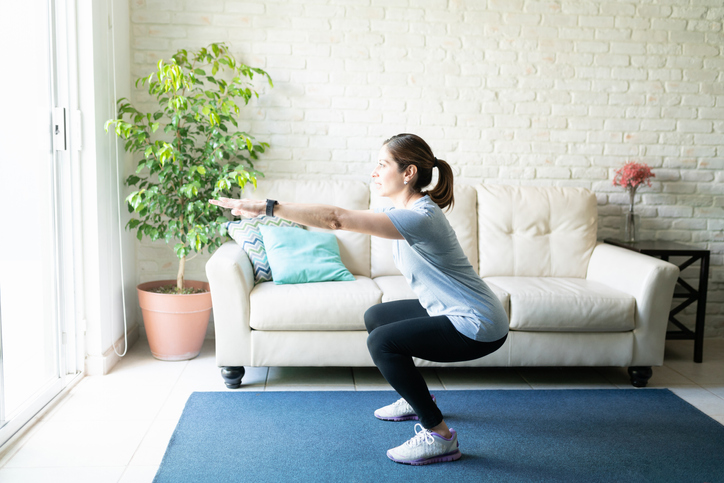 WEBE Wellness: Start To Get Moving