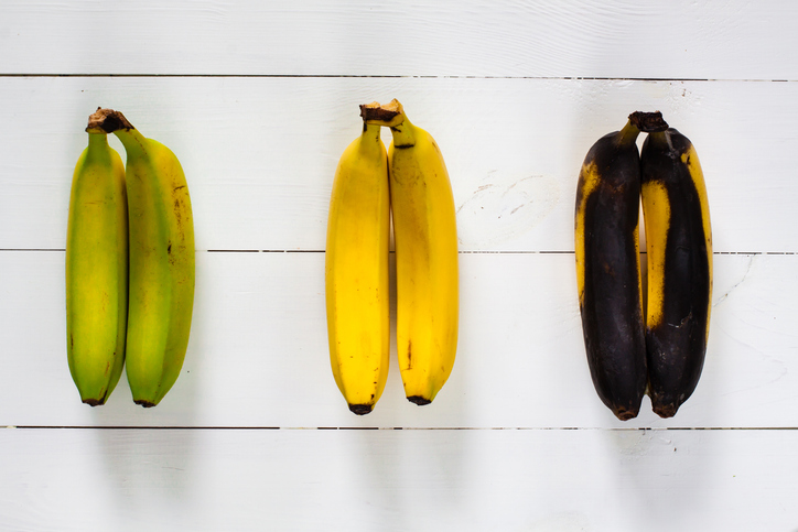 WEBE Wellness: Which Color Banana Is Healthiest?