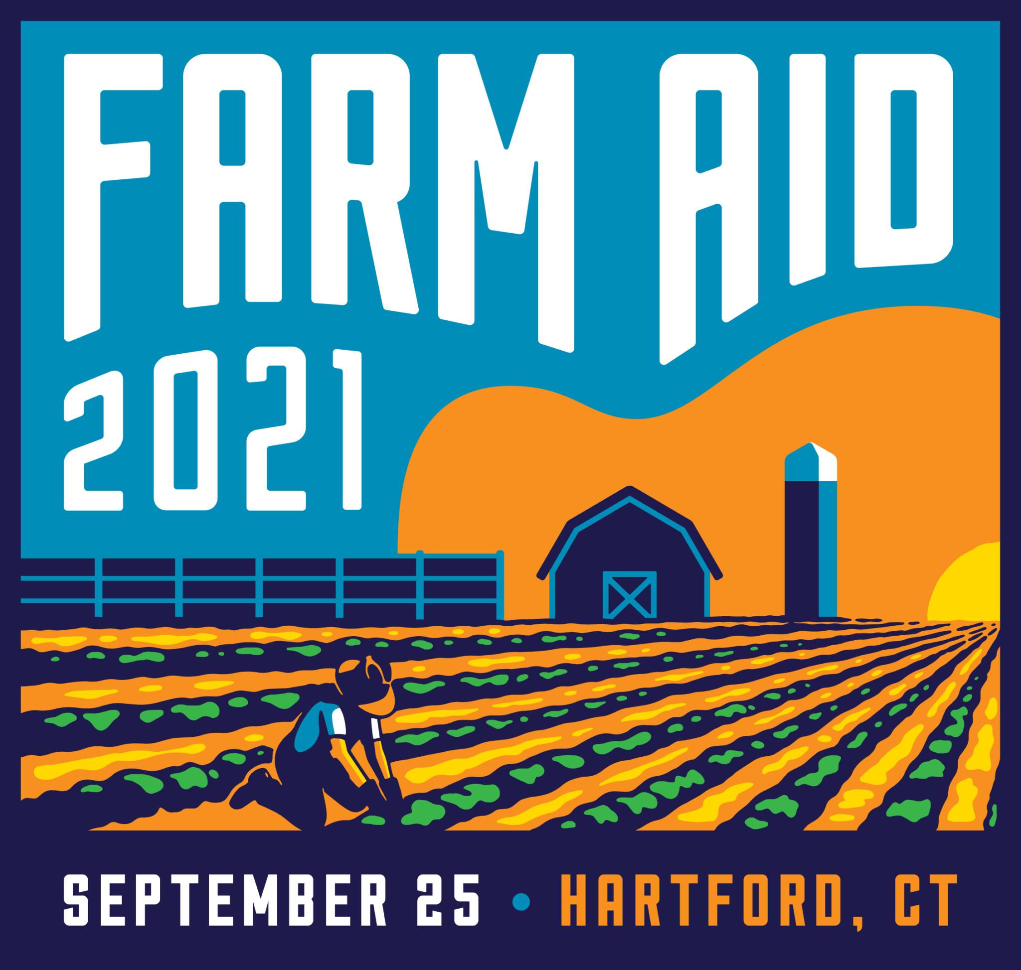 Farm Aid returns to Hartford!