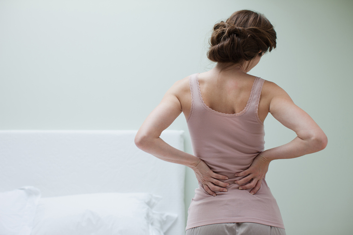 WEBE Wellness: Dealing With Back Problems
