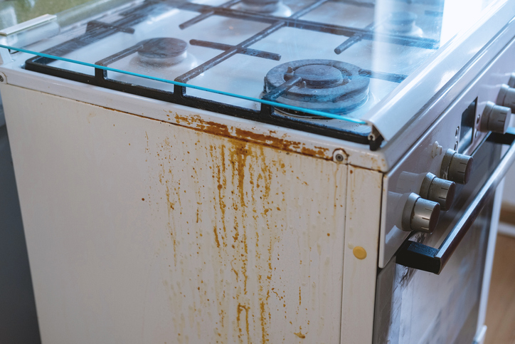 Morning Hack 8/3/21 Rust Stains On your Fridge Or Stove? Try This!