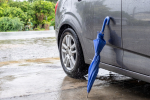 Morning Hack 8/23/2021 Save Your Car From A Wet Umbrella With This!