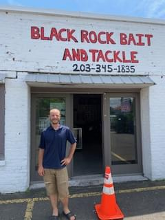 WEBE108 Podcast Ryan of Black Rock Bait and Tackle!