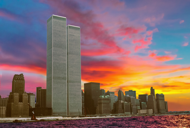 My personal story of 9/11. On WEBE108 That Morning.