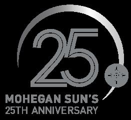 Mohegan Sun's 25th Anniversary Celebration