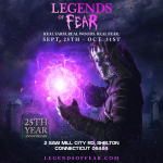 Enter to win tickets to Legends of Fear