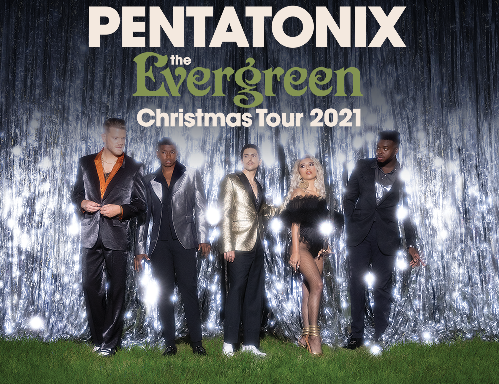 Win tickets to Pentatonix