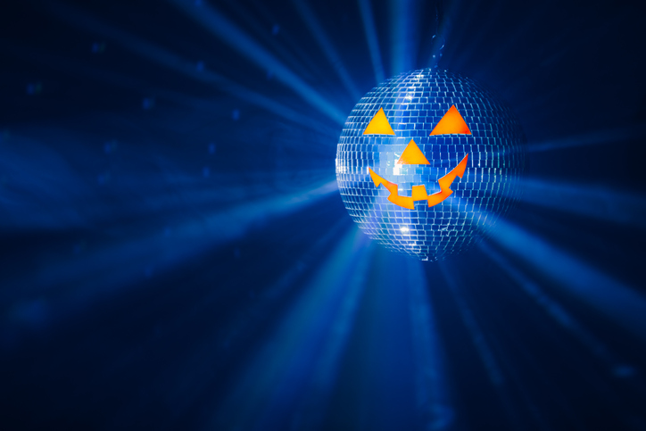 Morning Hack 9/30/2021 Try This! A Real Pumpkin Disco Ball!