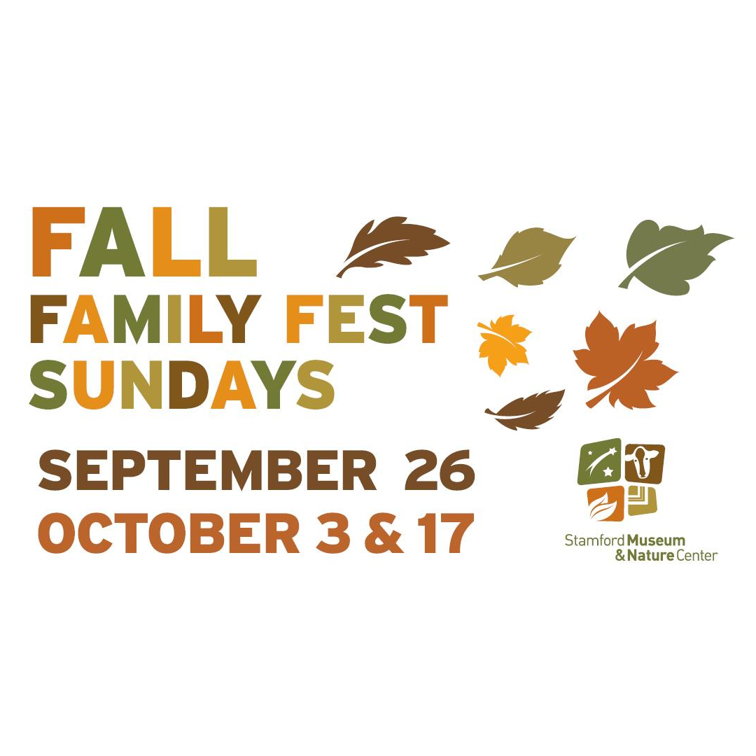 Join us Sunday at the Fall Family Fest at Stamford Museum and Nature Center