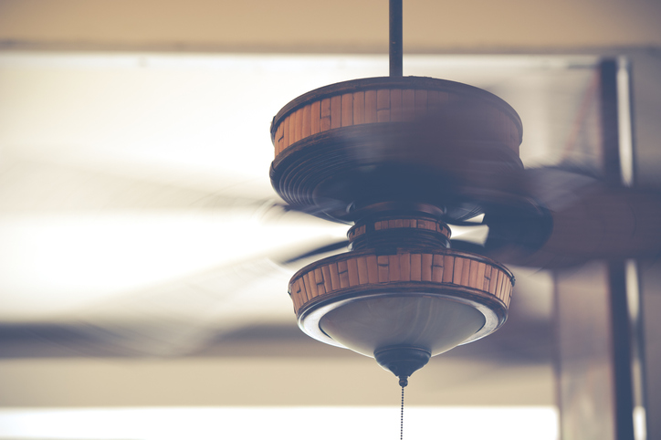 Morning Hack 10/19/2021 Let Your Ceiling Fan Help Keep You Warm!