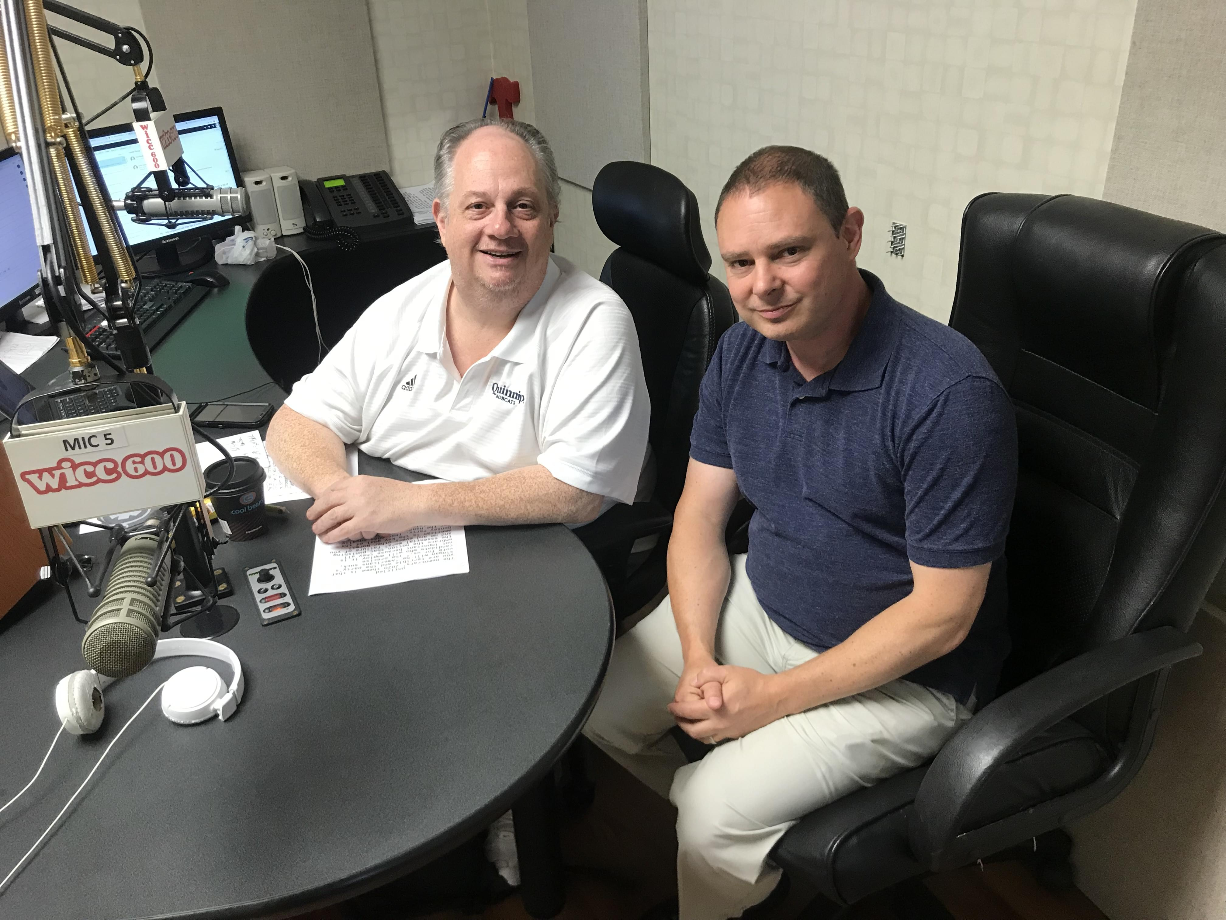 Connecticut Today with Paul Pacelli: Tony Stops In and Bill Bittar and The Monroe Sun