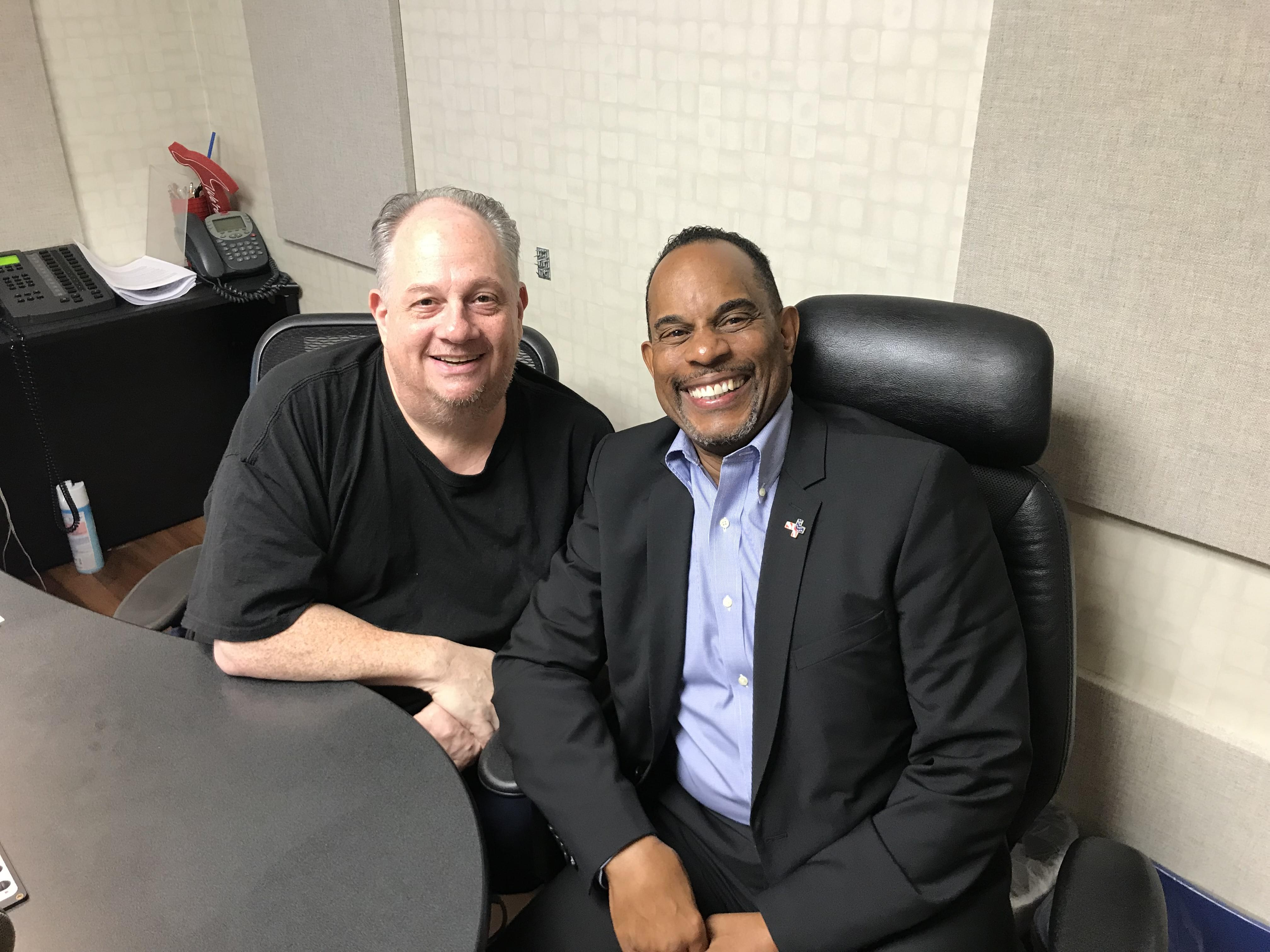 Connecticut Today with Paul Pacelli: John Rodriguez, Business Council of Fairfield County, and NFL Betting