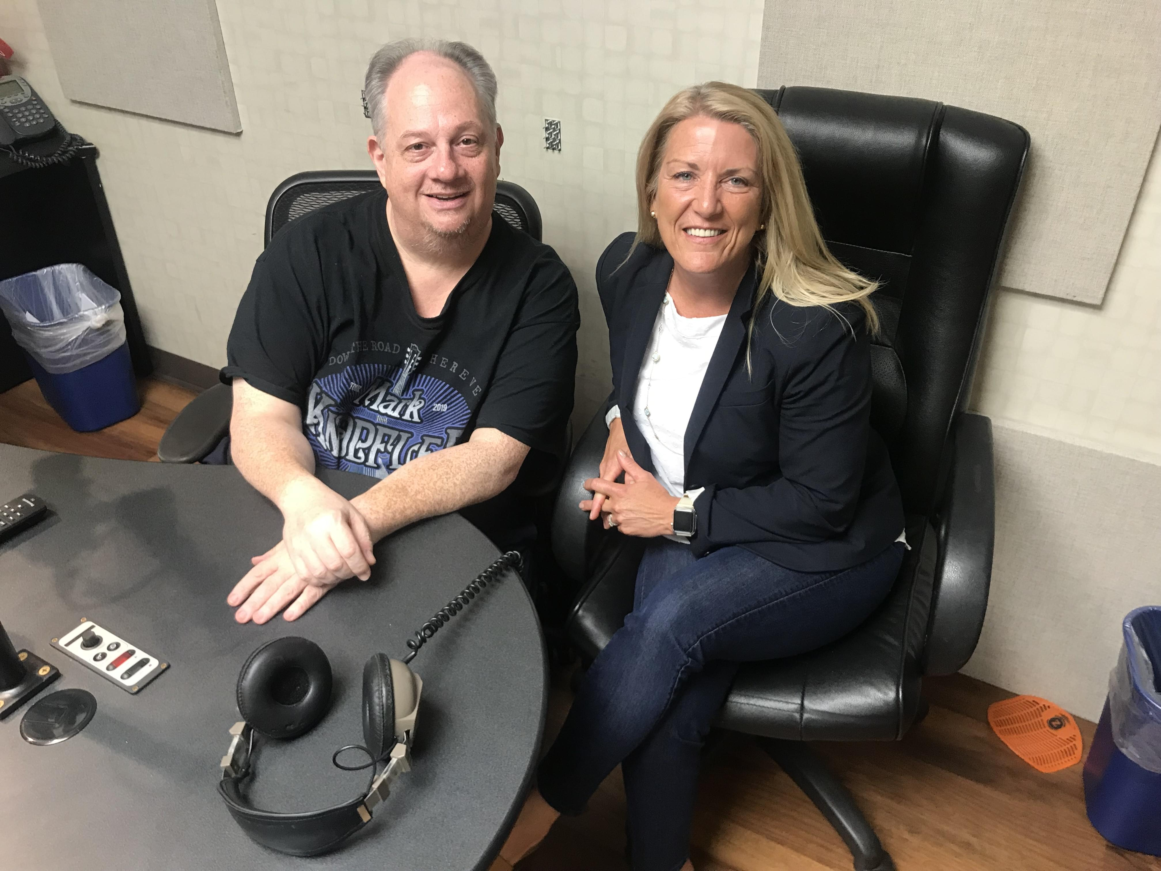 """Connecticut Today with Paul Pacelli: Brenda Kupchick in-studio, Anthony J. Papa talks Jennifer Dulos case, Ethan Book running for Bridgeport Mayor,  and the """"Same 'Ol Jets"""""""