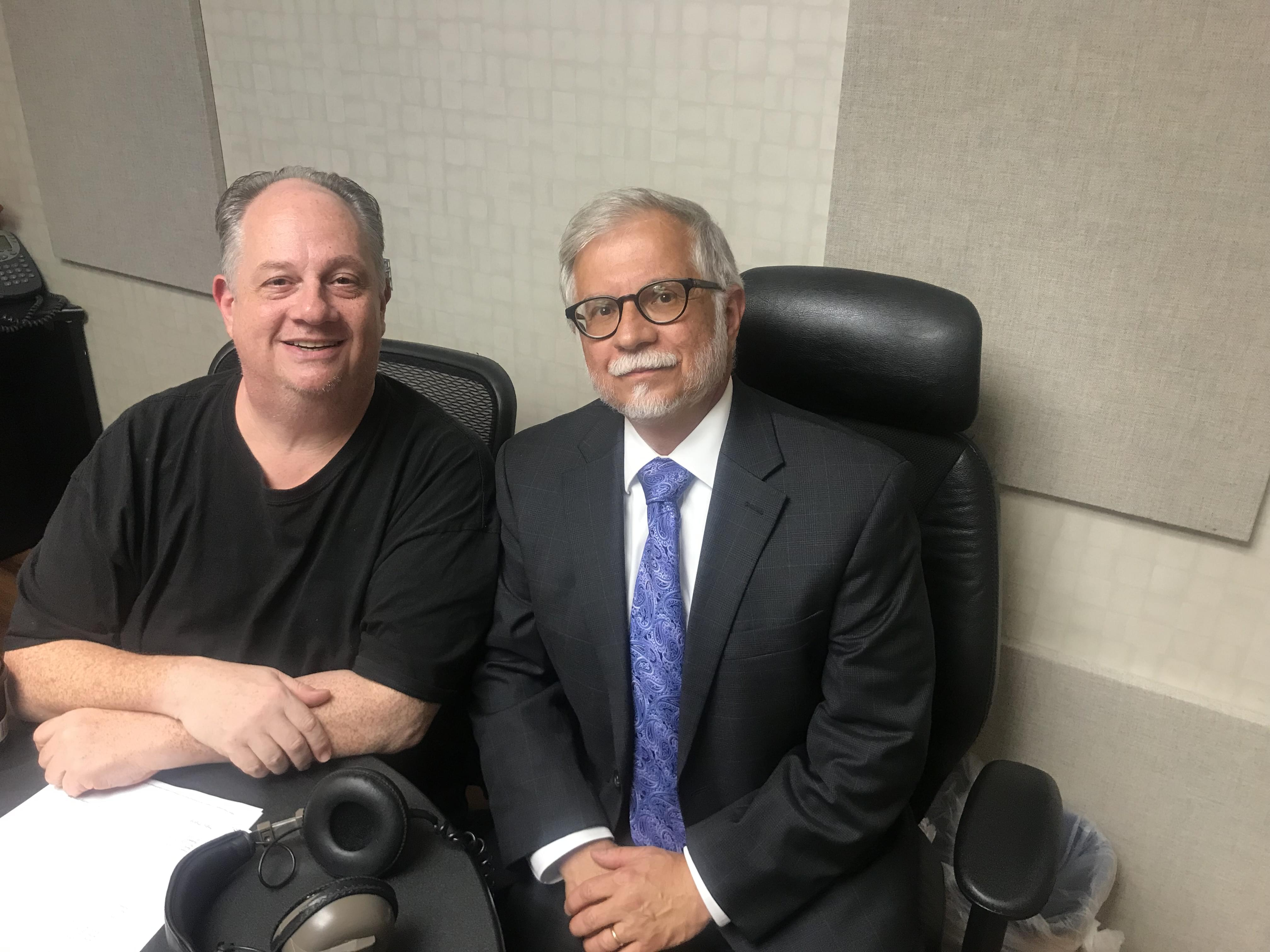Connecticut Today with Paul Pacelli: Max Medina in-studio and Union Woes