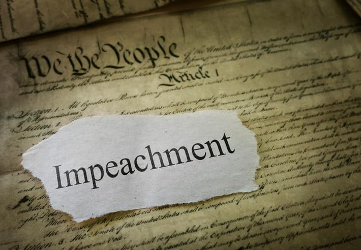 Connecticut Today with Paul Pacelli: Civility from George Washington and Impeachment