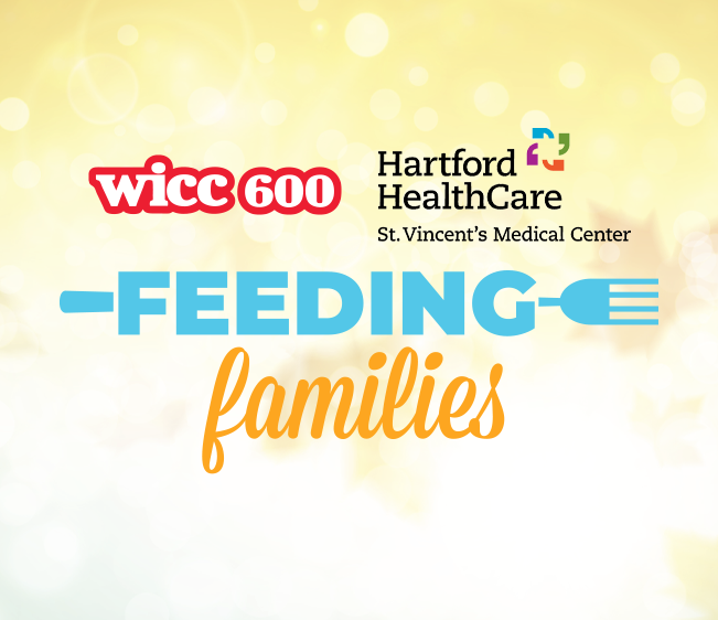 WICC600 St. Vincent's Medical Center Feeding Families