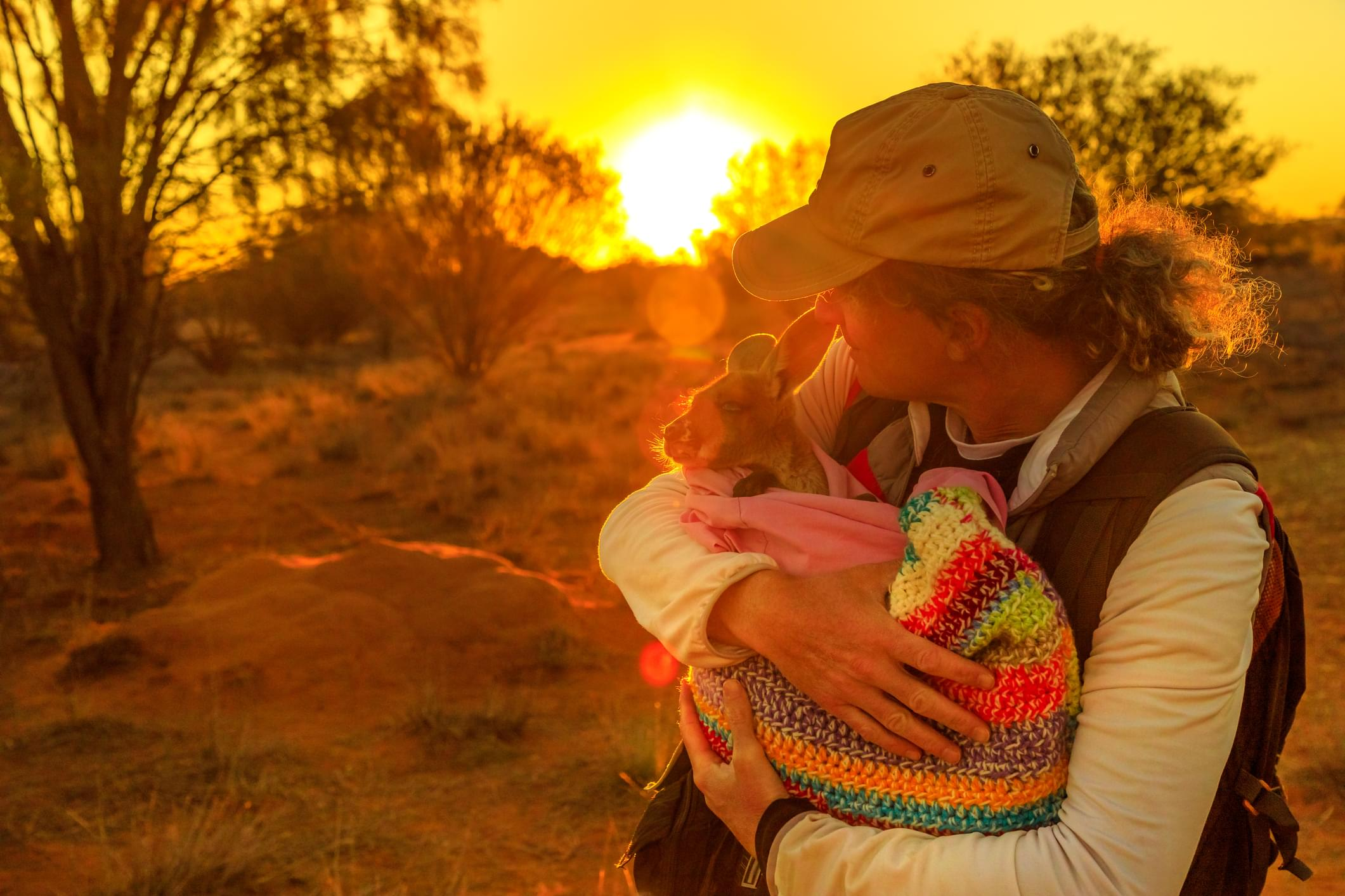 Help animals suffering from the Australian wildfires
