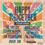Win tickets to Happy Together Tour