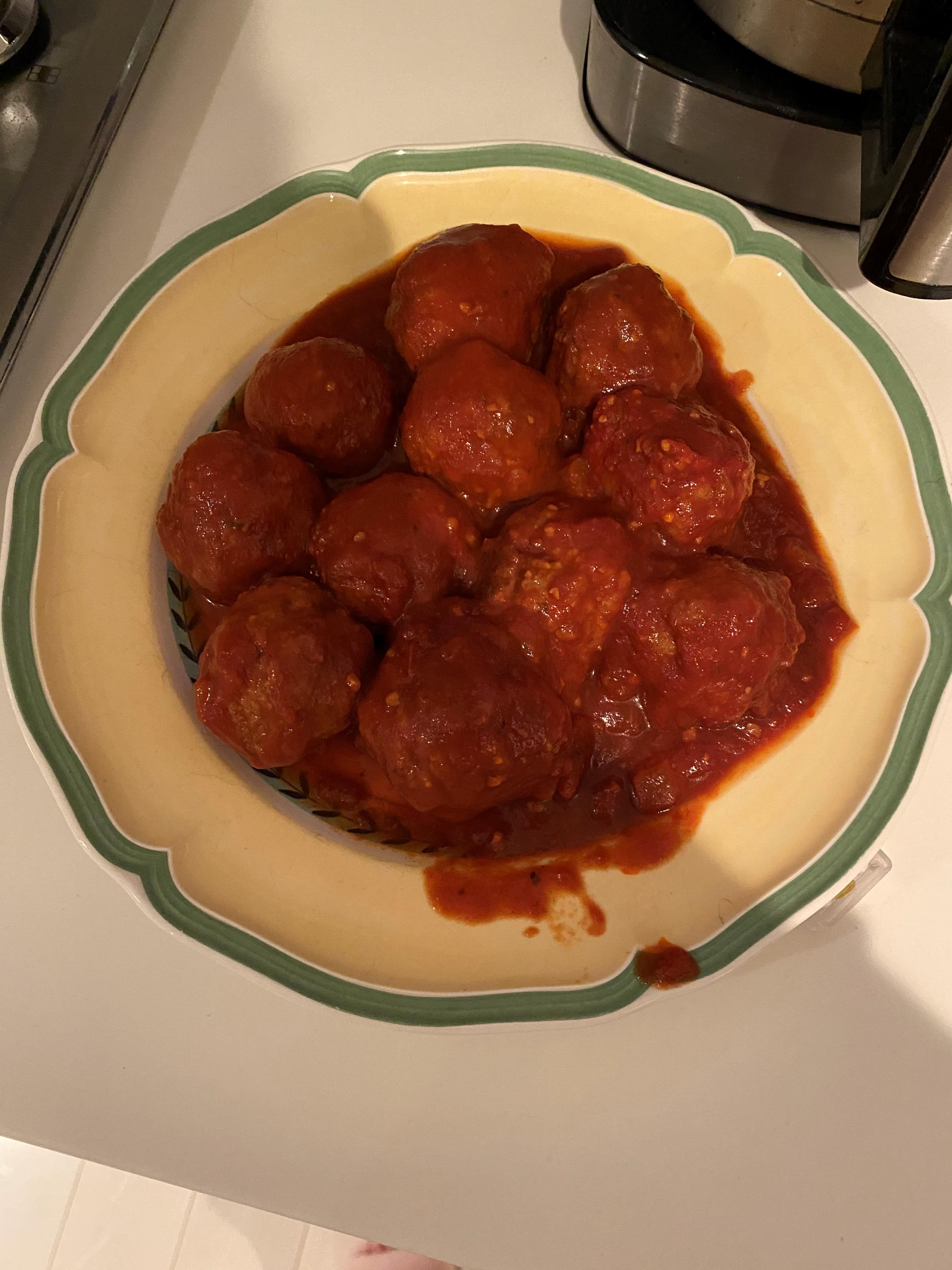 Cooking with Claud: Italian Meatballs